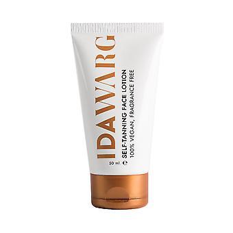 Ida W Self-garvning Face lotion 50ml