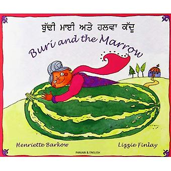Buri and the Marrow in Panjabi and English - Folk Tales (Paperback)