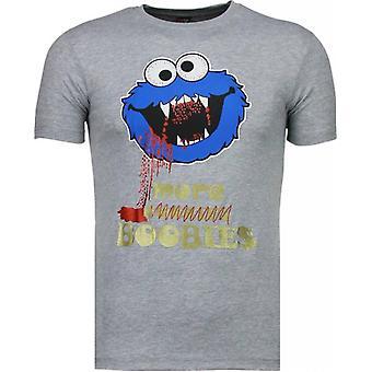 Cookies-T-shirt-Grey