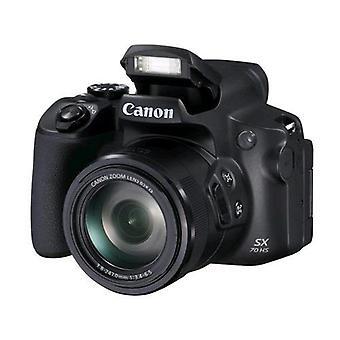 Canon powershot sx70 hs camera bridge 20.3 mpx optical zoom 65x iso 3200  black
