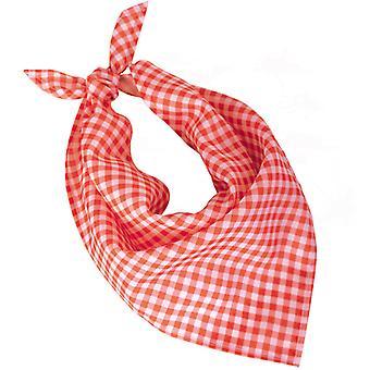 Cowboy de foulard rouge Plaid châle