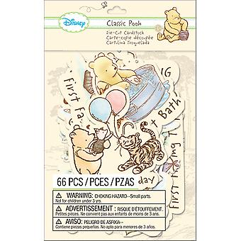Disney Cardstock Die Cuts Classic Pooh  Firsts E5100115