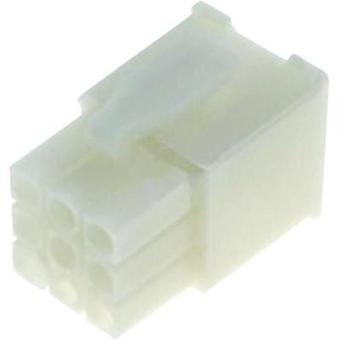 Pin enclosure - cable Universal-MATE-N-LOK Total number of pins 12 TE Connectivity 172341-1 1 pc(s)