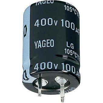 Electrolytic capacitor Snap-in 10 mm 470 µF 200 V