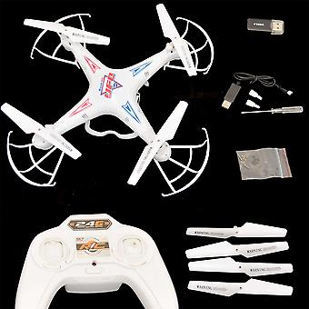 Star UFO Quadcopter RC Helicopter 6 axis 3d Tumbling HD Camera