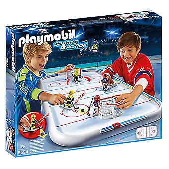 Playmobil Hockey Arena (Toys , Dolls And Accesories , Miniature Toys , Stages)