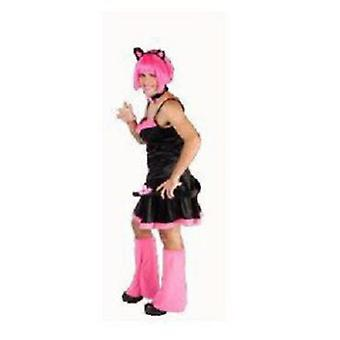 Rubie's Naughty Kitten Costume With Breasts (Costumes)