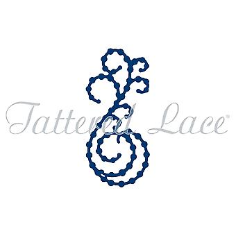 Tattered Lace Mini Pearl Flourish 7 Die