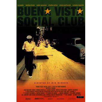 Buena Vista Social Club film plakat ut (27 x 40)