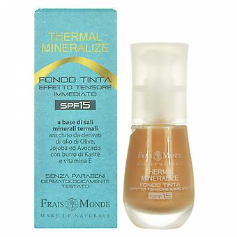 Frais Monde Thermal mineralisieren Foundation Spf15 Glättung Make-Up