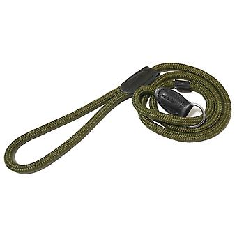 Torcedura de la cuerda Deslice plomo verde 48