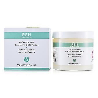 Ren Guerande Salt Exfoliating Body Balm 330ml/11.2oz