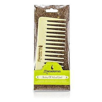 Macadamia Natural Oil Infused Comb - 1pc