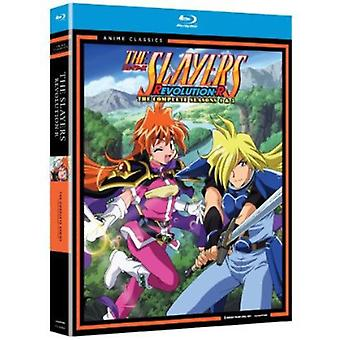 Slayers - Slayers: Season 4 & 5 [BLU-RAY] USA import