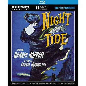 Night Tide [Blu-ray] USA import