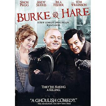 Burke & Hare [DVD] USA import