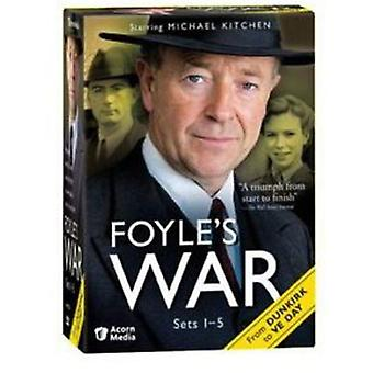 Foyle's War Set 6 [DVD] USA import