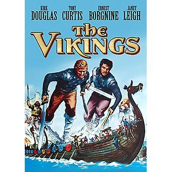 Vikings [DVD] USA import
