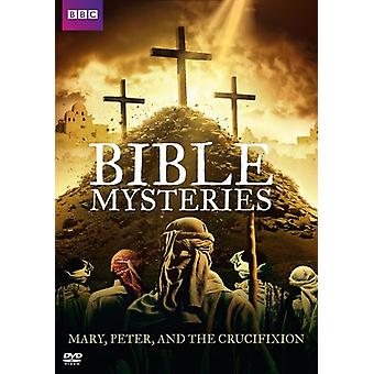 Bible Mysteries [DVD] USA import