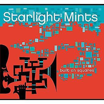 Starlight Mints - Built on Squares [CD] USA import