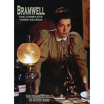 Bramwell: Sæson 3 [DVD] USA import