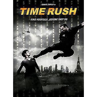 Tid Rush [DVD] USA importerer