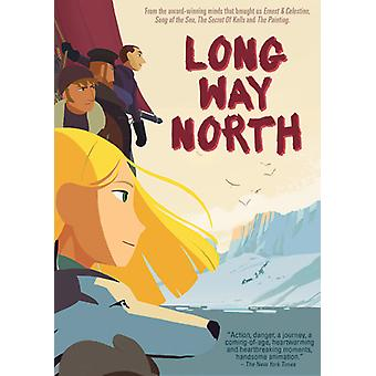 Long Way North [DVD] USA import