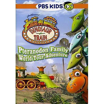 Pteranodon Family World Tour [DVD] USA import