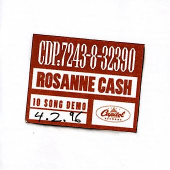 Rosanne Cash - 10 importazione USA Demo Song [CD]
