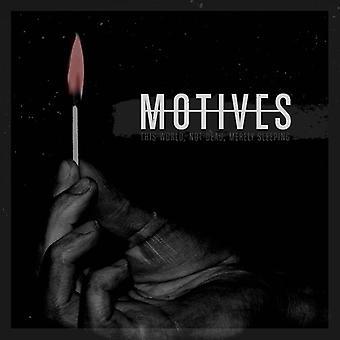Motiver - denne verden ikke død blot sove [Vinyl] USA importerer