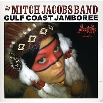Mitch Jacobs & Band - Gulf Coast Jamboree EP [CD] USA import