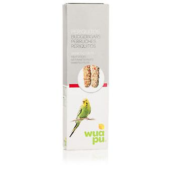 Wuapu Fruit Sticks for Parakeet (Birds , Bird Treats)