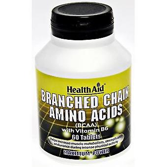 Health Aid BCAA Branched Chain Amino Acids 60COMP. Health Aid (Sport , Anderen)