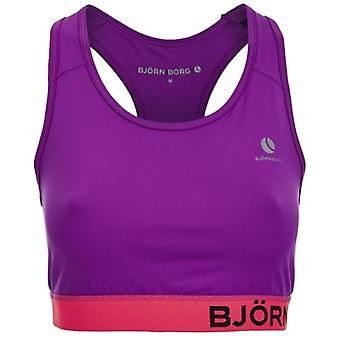 Bjorn Borg Wen Sports Bra, Purple, XS