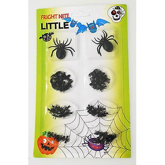 Halloween och skräck Set insekter - buggar