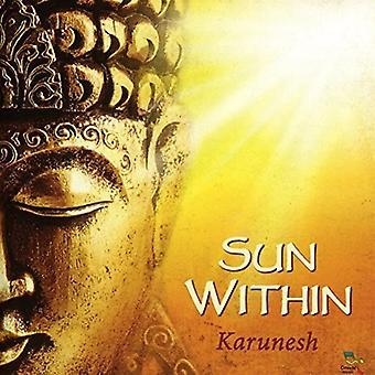 Karunesh - solen inden for [CD] USA import