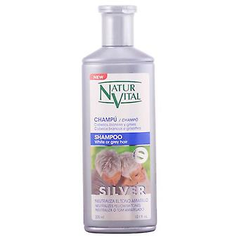 Naturaleza y Vida Silver shampoo 300ml (Woman , Hair Care , Shampoos)
