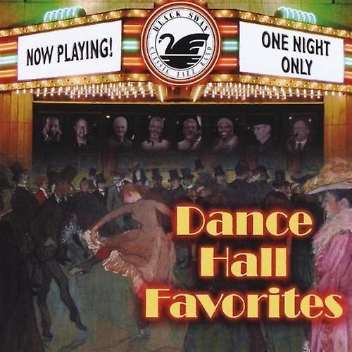 Black Swan Classic Jazz Band - Dance Hall Favorites [CD] USA import