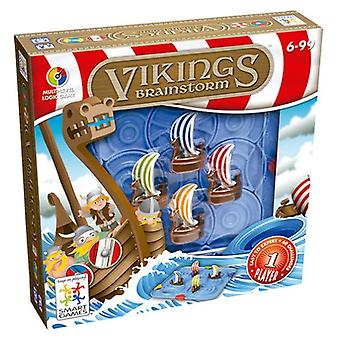 Smart Games Vikings (Toys , Boardgames , Logic And Ingenuity)
