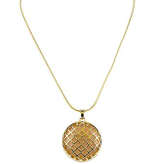 s.Oliver ladies necklace necklace with pendant 39.605.9A.8003