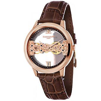 Thomas Earnshaw l'orologio di Cornwall Bridge - oro marrone/rosa