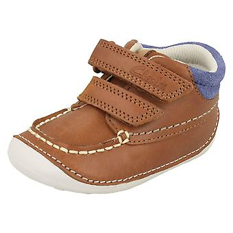 Boys First Shoes By Clarks Casual Shoes Tiny Tuktu