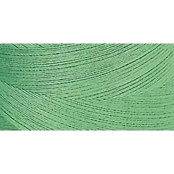 Star Mercerized Cotton Thread Solids 1200 Yards Bright Green V37 287A