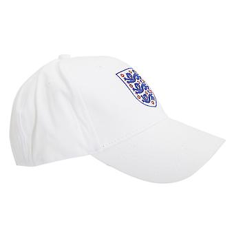 England FA Adults Official Three Lions Crest Baseball Cap