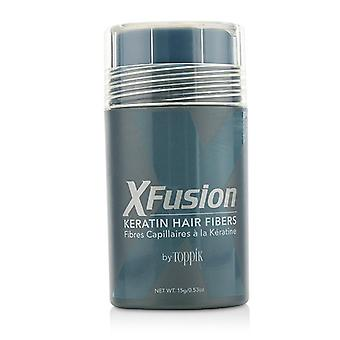 Xfusion Keratin Hair Fibers - # Light Blonde - 15g/0.53oz
