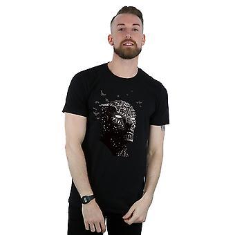 Marvel Men's Black Panther Crouching T-Shirt
