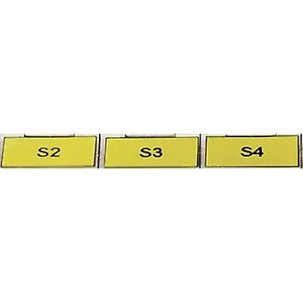 Cable identifier Helatag 20 x 8 mm Label colour: Yellow HellermannTyton 594-11102 TAG121LA4-1102-YE No. of labels: 10000