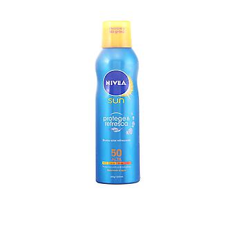 Nivea Sun Protege And Refresca Bruma Spray Spf50 200ml Unisex