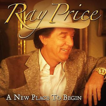 Ray Price - A New Place to Begin [CD] USA import