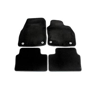 Fully Tailored Luxury Car Floor Mats - Holden Astra AH Hatchback 2004-2009